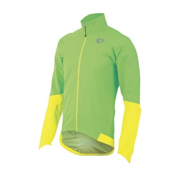 Veste Pearl Izumi Elite WxB Vert Screaming