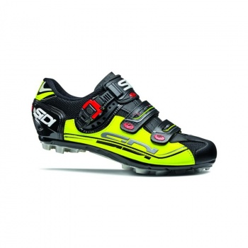Chaussures VTT Eagle 7 Black/Yellow/Black 2017