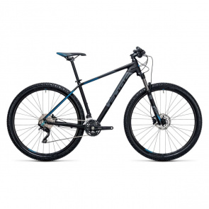 "Cube VTT 29"" Cube Attention Noir/Bleu 2017"