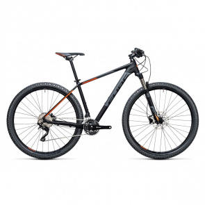 "Cube VTT 27.5"" Cube Attention SL Noir/Orange 2017"