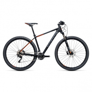 "Cube VTT 29"" Cube Attention SL Noir/Orange 2017"