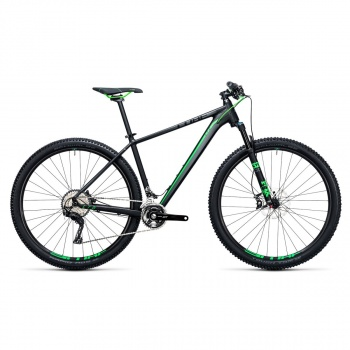 "VTT 29"" Cube LTD SL 2X Blackline 2017"