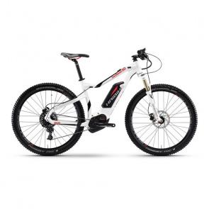 "Haibike - Promo VTT Electrique 27.5"" Haibike XDURO HardSeven 5.0 500Wh Blanc 2017"