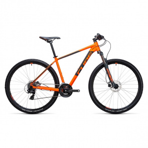 "Cube VTT 29"" Cube AIM Pro Orange/Gris 2017"