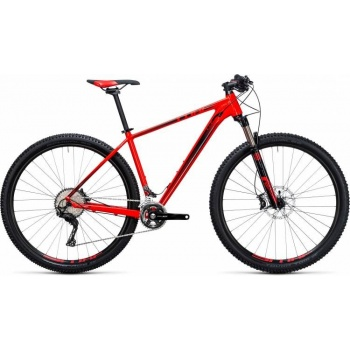 "VTT 29"" Cube LTD Race 2X Rouge/Noir 2017"