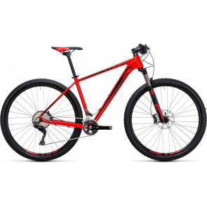 "Cube VTT 29"" Cube LTD Race 2X Rouge/Noir 2017"