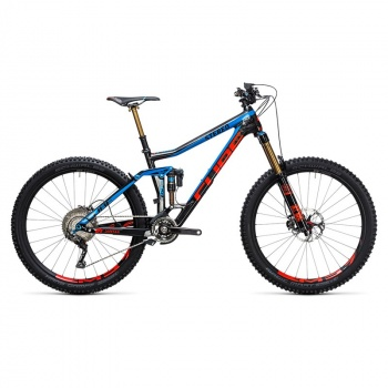 "VTT 27.5"" Cube Stereo 160 C68 Action Team 2017"