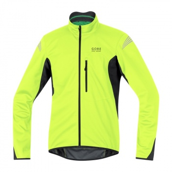 Veste Gore Bike Wear Element WS SO Jaune Neon/Noir 2017