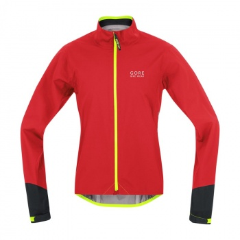 Veste Gore Bike Wear Power GT AS Rouge/Noir 2017