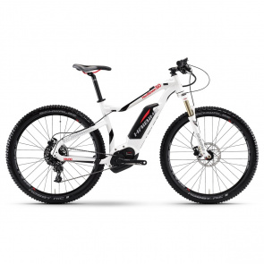 "Haibike - Promo VTT Electrique 27.5"" Haibike XDURO HardSeven 5.0 500Wh Gris Mat 2017"