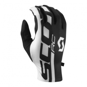 Scott textile Gants Scott RC Pro LF Noir/Blanc 2017