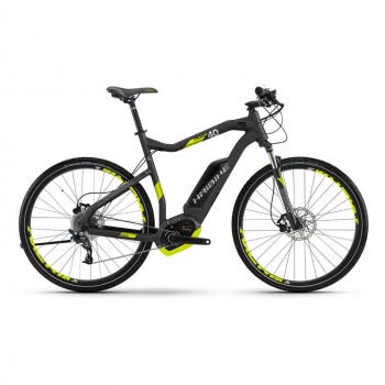 Vélo Electrique Haibike XDuro Cross 4.0 500Wh 2017 (45580117)