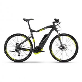 Vélo Electrique Haibike XDuro Cross 4.0 500Wh 2017