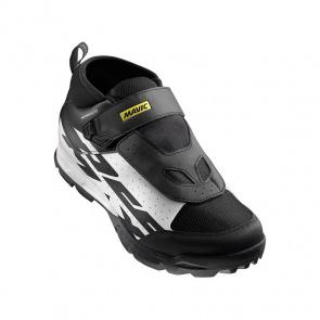 Mavic chaussures Chaussures VTT Mavic Deemax Elite Noir/Blanc/Noir
