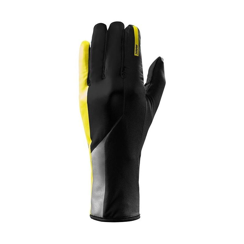 Mavic Vision Mid-Season Handschoenen Zwart 2017