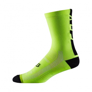 "Fox Chaussettes Fox Performance DH 6"" Jaune Fluo 2016"
