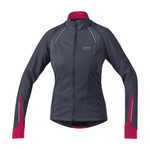 Gore Bike Wear Veste FEMME Gore Bike Wear Phantom Noir/Fuchsia 2017
