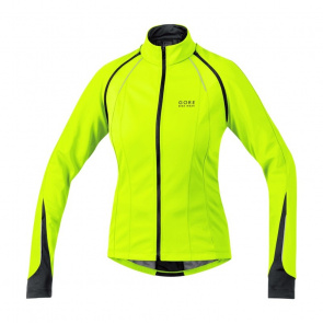 Gore Bike Wear Gore Bike Wear Phantom Jas voor Vrouwen Geel 2017