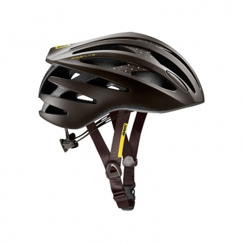 Casque Route FEMME Mavic Aksium Elite After Dark/Jaune 2017