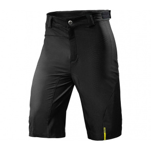 Mavic textile Short Mavic Crossride Noir 2017