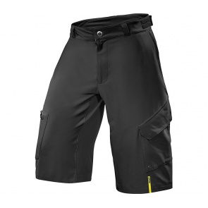 Mavic textile Short Crossmax Pro Black 2017