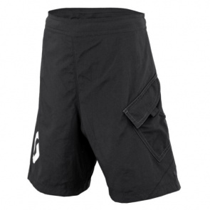 Scott textile Short JUNIOR Trail Black 2017