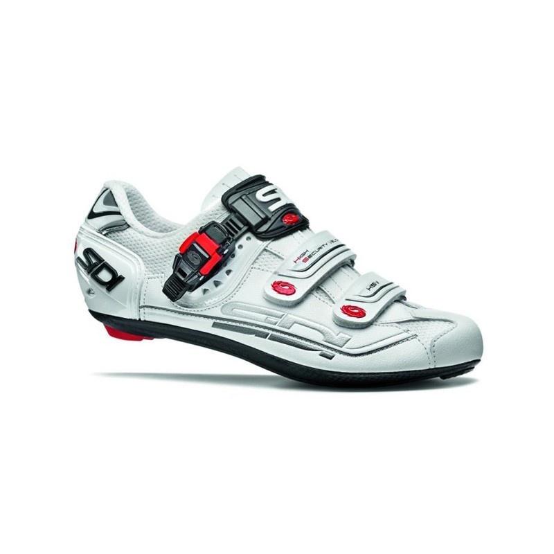 Chaussures Route FEMME Sidi Genius 7 Blanc/Blanc 2017