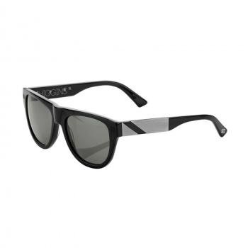 Lunettes 100% Higgins Noir - Verre Gris
