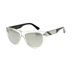 100% Lunettes 100% Higgins Clear - Verre Mirror Argent