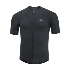 Gore Bike Wear Maillot Manches Courtes Gore Bike Wear Oxygen CC Noir 2017