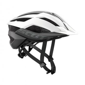 Scott Arx MTB Helm Wit/Zwart 2017