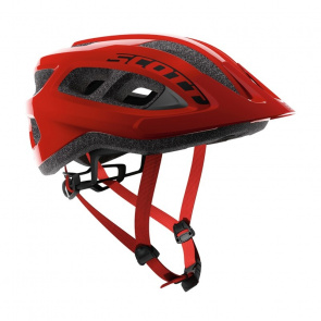 Scott textile Casque Scott Supra Rouge 2017