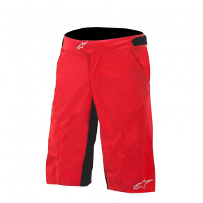 Alpinestars Short Alpinestars Hyperlight 2 Rouge/Blanc 2017