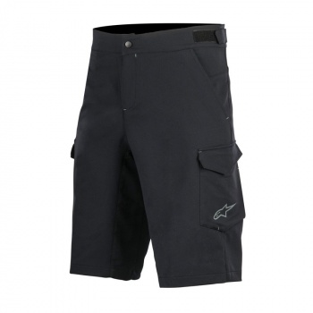 Short Alpinestars Rover Noir/Dark Shadow 2017