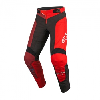 Short Enfant Alpinestars Vector Youth Noir/Rouge 2017