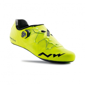 Northwave Chaussures Route Northwave Extreme RR Jaune Fluo 2017
