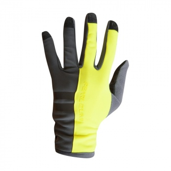 Gants Pearl Izumi Escape Thermal Jaune Screaming 2017