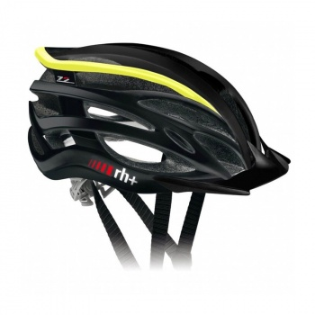 Casque ZeroRH+ Two In One Noir Mat/Jaune Fluo Mat 2017