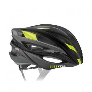 Zero RH+ Casque ZW Matt Black/Bridge Matt Yellow Fluo