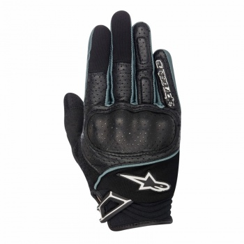 Gants Alpinestars Performance Noir/Gris Steel 2017