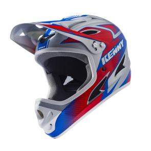 Kenny Casque Kenny Down Hill Rouge/Bleu/Gris 2017