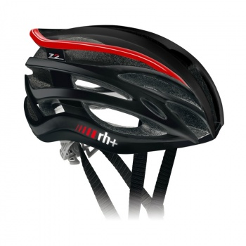 Casque Two In One Matt Black/Shiny Red