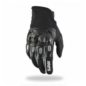 100% 100% Derestricted Handschoenen Zwart 2017