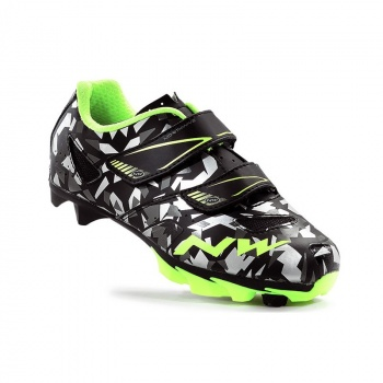 Chaussures VTT ENFANT Northwave Hammer Camo Militaire