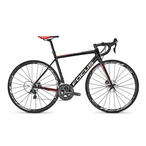 Focus - Promo Focus Cayo Disc Ultegra Racefiets Carbon/Rood/Wit 2017 (625012091)