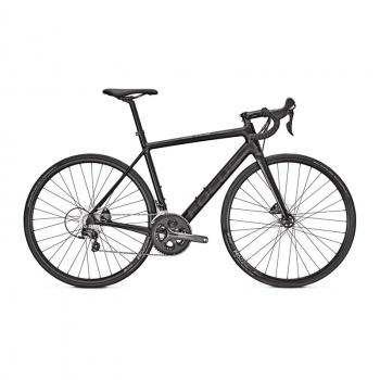 Vélo de Course Focus Cayo Disc Tiagra Carbone/Noir 2017