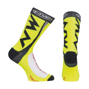 Northwave Chaussettes Northwave Extreme Tech Jaune Fluo 2017
