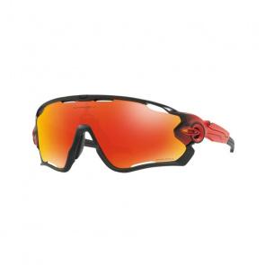 Oakley Lunettes Oakley Jawbreaker Ruby Fade - Verre Prizm Ruby