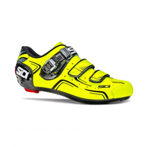 Sidi Chaussures route Level Yellow Fluo/Black 2017