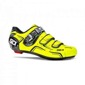 Chaussures route Level Yellow Fluo/Black 2017